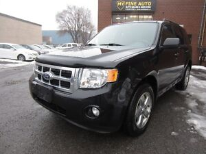 2010 Ford Escape XLT / V6 /  LEATHER  / DEALER MAINTAINED