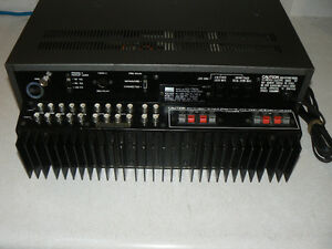 Sansui integrated amplifier West Island Greater Montréal image 2