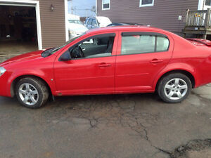 2009 Pontiac G5 with only (117211 kms)