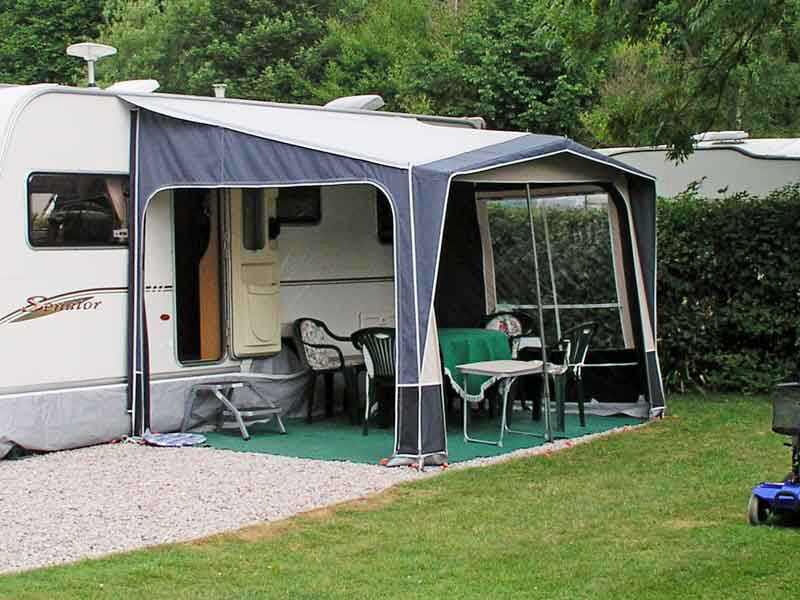 Isabella Magnum Moonlight X Porch Awning With Carbon Fibre