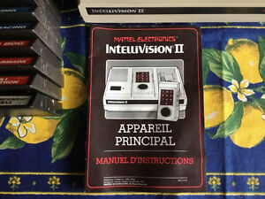 Intellivision 2 Master Component Plus 22 Games Kawartha Lakes Peterborough Area image 2