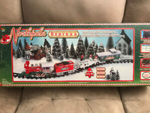 Christmas Train/Decoration/Bowls/Cookie Jars &more