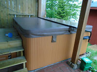 Beachcomber 580 Hot tub
