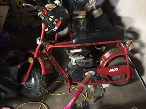 Baja dirt bug (dirt bike pit bike)