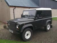 Land Rover 90 Defender 2.4TDi Hard Top, 2008, Storry 4x4