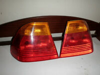 3 SERIES 4DR 1999 TO 2001 TAIL LIGHTS