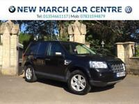 2010 Land Rover Freelander 2.2 Td4 e GS 5dr 5 door Estate
