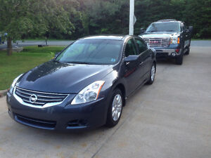 2012 Nissan Altima 2.5S Sedan  MAKE OFFER BY PHONE CALL