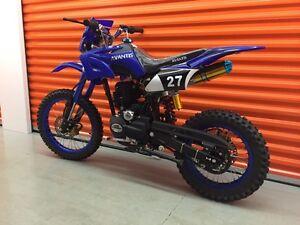 150cc, 200cc, 250cc Brand New Dirt Bikes+DIGITAL DISPLAY
