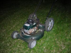 very nice 21-inch power mower