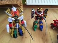 Toys Power Ranger Bundle