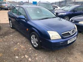 2005/55 Vauxhall/Opel Vectra 1.9CDTi ( 120ps ) Club LONG MOT EXCELLENT RUNNER