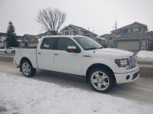 2011 Ford F-150 Limited Lariat 6.2L