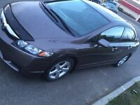 Honda Civic 2.4 l mint condition for sale 2011 only 68k