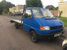 Diesel Volkswagen Transporter Recovery Truck With 12 Month MOT
