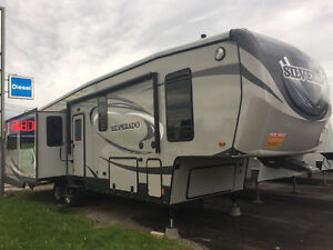 2014 Heartland Sierra 35res***Trade Welcome, Financing Available