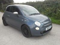2012 Fiat 500 0.9 ( 85bhp ) TwinAir DAMAGED SPARES OR REPAIR SALVAGE