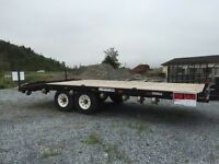 !!! 7 Ton Float !!! (Must Sell)