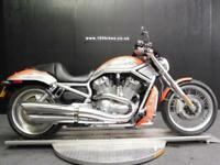 07/07 HARLEY-DAVIDSON VRSCX SCREAMIN EAGLE 7,200 MILES