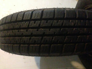 LT 235/75/15 All Season Tires