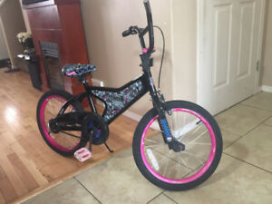 Girls bicycle Monster High