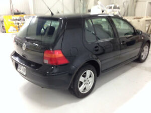 2005 Volkswagen Golf Berline
