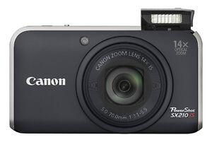 Canon PowerShot SX210 IS - 14.1 Mega PIXELS
