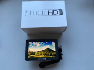 "SmallHD FOCUS 5"" On-Camera Monitor. 800 Nits. + Extra Bundle"
