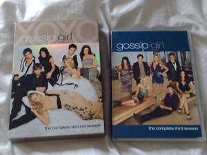 Gossip Girl TV serie saison 2&3