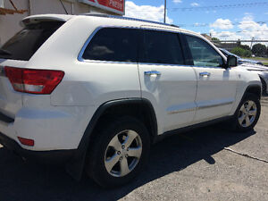 JEEP GRAND CHEROKEE OVERLAND FINANCEMENT 1-2-3 CHANCE DISPONIBLE