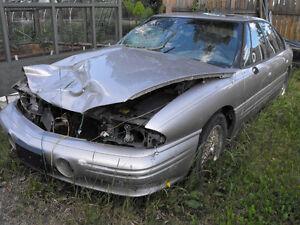 1997 Pontiac Bonneville SSEI Sedan