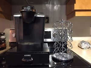 Nespresso and Keurig Coffee Machines