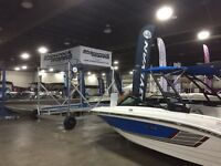 We want to buy your used boats or will take on trade!