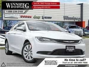 2015 Chrysler 200 LX DEMO *Low Payment*