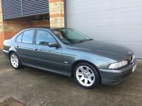 BMW 525 2.5TD auto 2003MY d SE