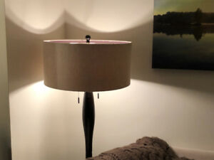 Homesense Floor Lamp & Table Lamp