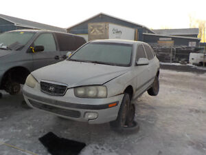 2002 Hyundai Elantra Now Available At Kenny U-Pull Cornwall
