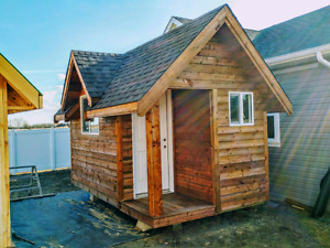 Custom Bunkhouses/Microcabins For Sale