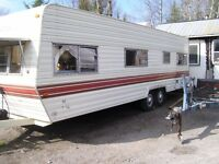 28FT. TERRY TRAVEL TRAILER