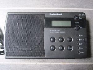 FOR SALE:  DX-395 PORTABLE SHORTWAVE RADIO( STILL IN THE BOX)