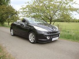 Bargian !!Peugeot 207 Hdi Convertible !!