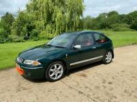 1999 Rover 200 BRM LE Special Edition