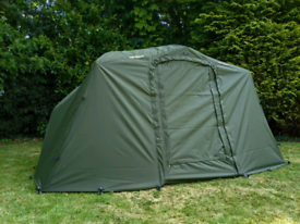 Cyprinus K2 Full Brolly System with overwrap and mozzi mesh