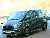 2020 Ford Tourneo Custom 320 8 Seater Sport 185PS Auto MPV Diesel Automatic