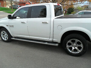 2013 Dodge Ram 1500 Laramie 156,000kms,leather loaded,saftied