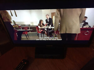 """24"""" Samsung Led Smart TV"""
