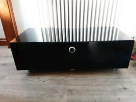 FREE low glass TV unit storage