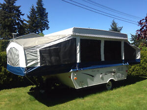 2009 Real-Lite by Palomino Tent Trailer