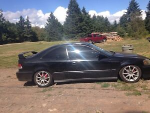1999 Honda Civic si 2000 today!