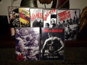 "All 7 Seasons of ""Sons of Anarchy"""
